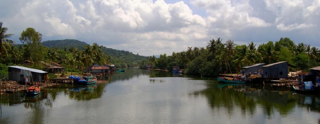 Cua Can River