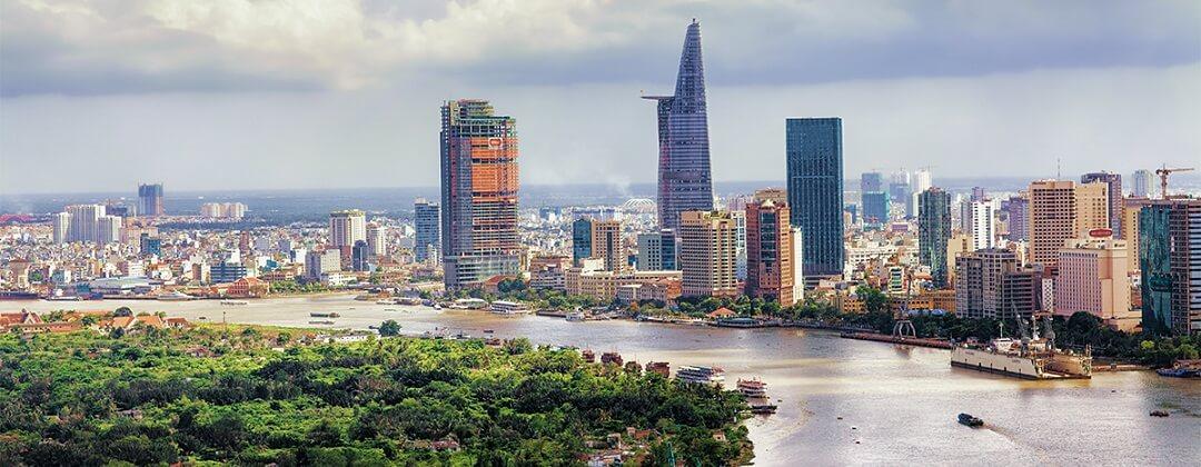 Ho Chi Minh City (Saigon) - Vietnam