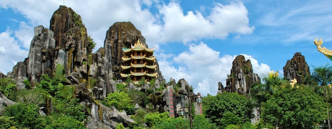 Tam Thai Pagode & Marble Mountains - Da Nang (Danang), Vietnam