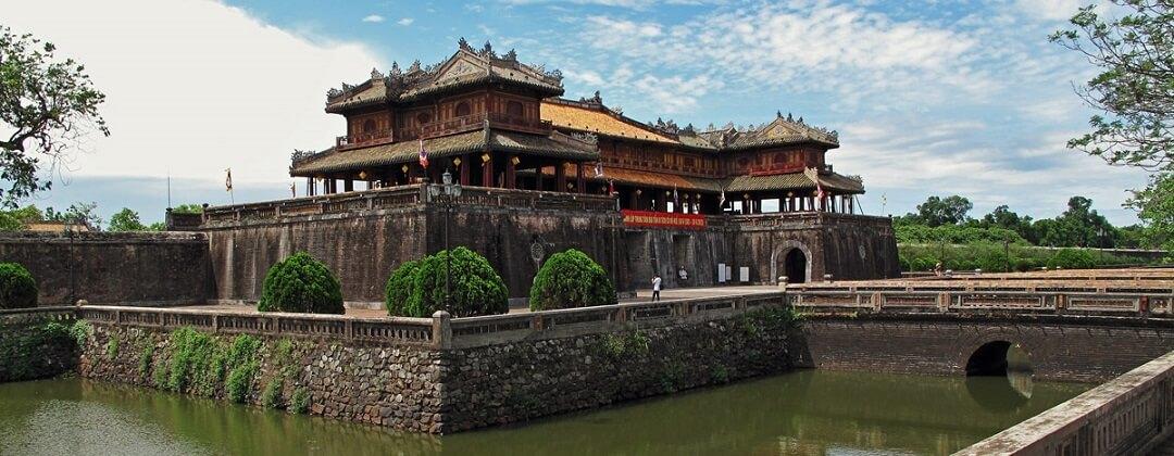 Ngo Monpoort, entree Keizerlijke Stad – Hue