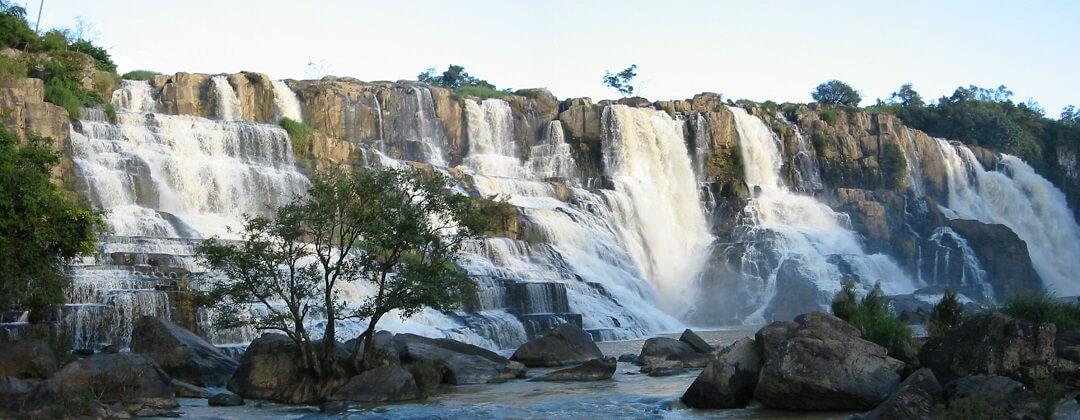 Pongour Falls - Dalat, Vietnam