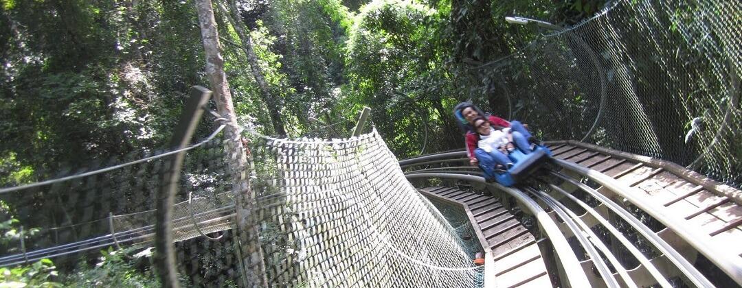 Roller Coaster - Dalat, Vietnam
