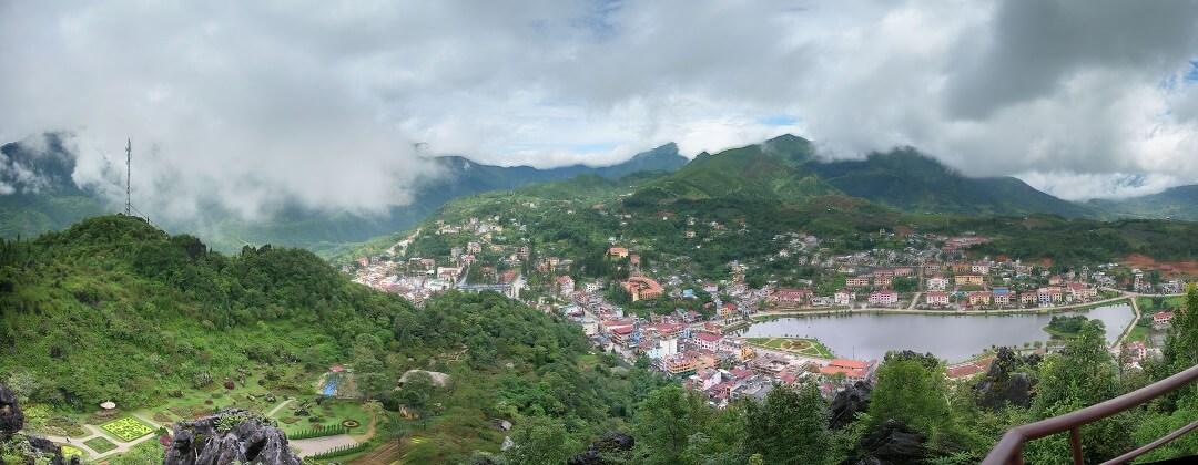 Sapa Town & Meer - Vietnam